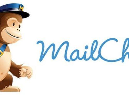 Gestión de campañas de marketing mediante MailChimp